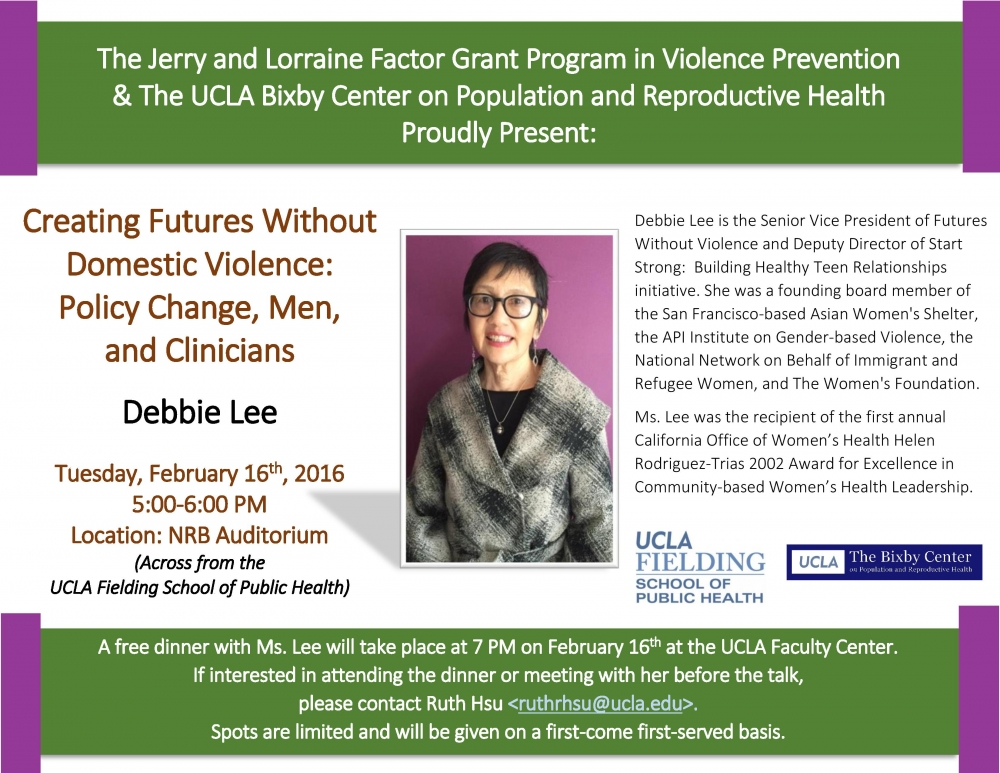 Creating Futures Without Domestic Violence Policy Change Men And