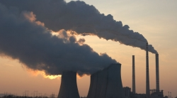 Photo of coal power plant