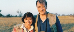 Ann And Phil Heymann in Botswana