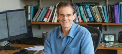 Dr. Ron Brookmeyer's model projects a quadrupling of the worldwide Alzheimer's disease prevalence by 2050.