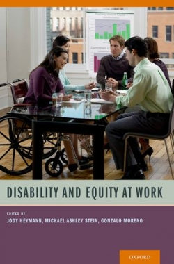 book cover image of employees gathered around a table