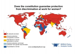 WORLD Work Discrimination Map