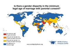 WORLD Marriage Consent Map