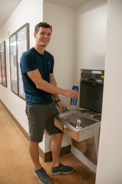 New Filtered Water Station Installed In Fsph Jonathan