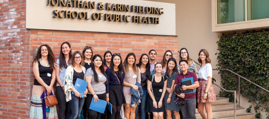UCLA FSPH Admitted Students Day 2017