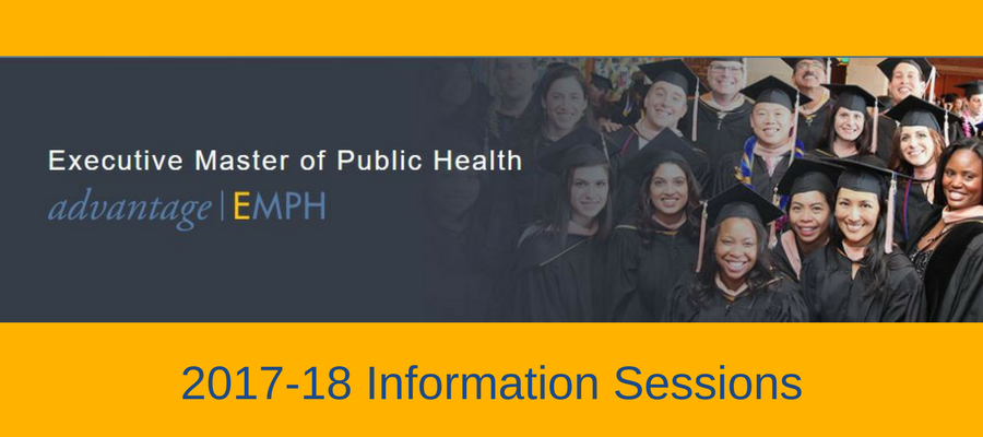 Photo of students and logo from EHPM website